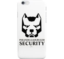 Pirandello/Kruger Security - Mirror's Edge iPhone Case/Skin