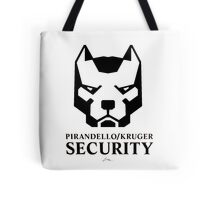 Pirandello/Kruger Security - Mirror's Edge Tote Bag