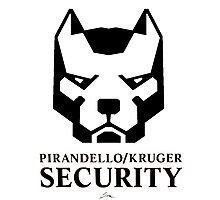 Pirandello/Kruger Security - Mirror's Edge Photographic Print