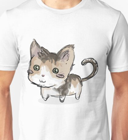 Cat squeegie Unisex T-Shirt