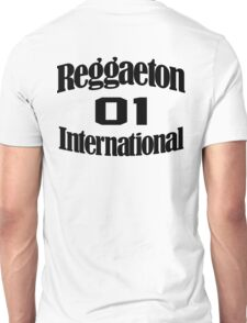 Reggaeton International 1 Unisex T-Shirt