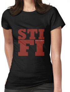 Sticky Fingers STIFI Womens Fitted T-Shirt
