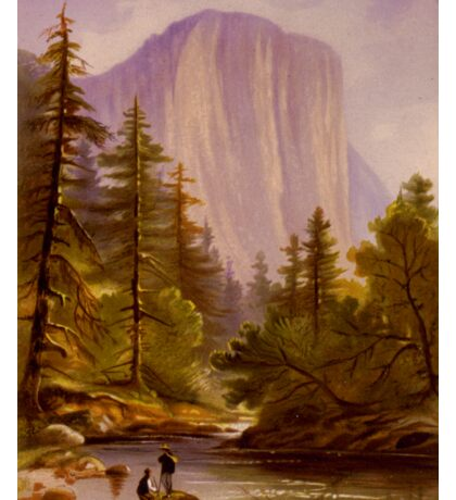 El Capitan - Yosemite, CA Sticker