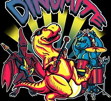Dinomite by Stephen Hartman