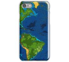 Our Home Planet:  Earth iPhone Case/Skin