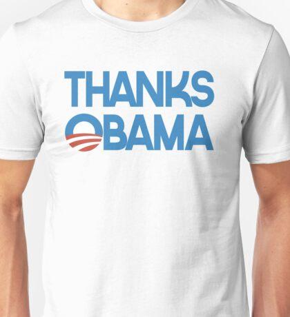 Thanks Obama | Farewell President Barack Obama  Unisex T-Shirt