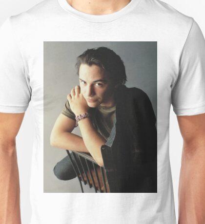 Keanu Reeves Unisex T-Shirt