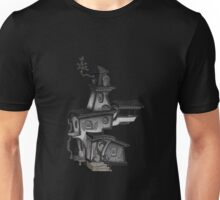 Glitch furniture chassis hobbit house Unisex T-Shirt