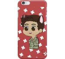 True Alpha Scott McCall iPhone Case/Skin