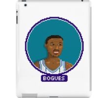 Muggsy Bogues - Charlotte Hornets iPad Case/Skin