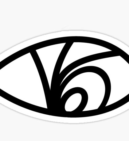 A Series Of Unfortunate Events Characters Netflix Series Olaf Tattoo Eye Sticker