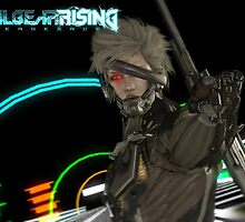 Metal Gear Rising: Revengance Raiden by MclovinTubby