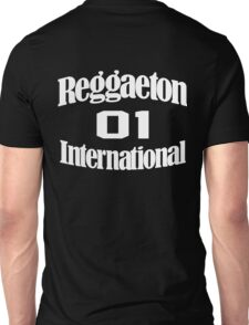 Reggaeton International 2 Unisex T-Shirt
