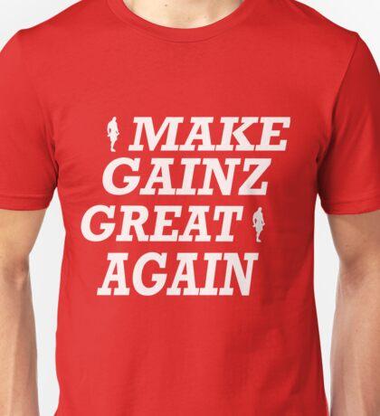 Make Gainz Great Again Unisex T-Shirt