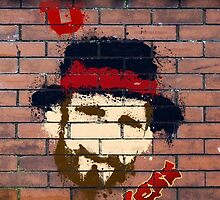 Graffiti Greyson by ssenrah