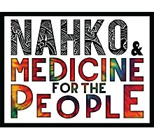 Nahko & Medicine for the People Fan Art Photographic Print