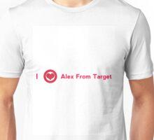 I love alex from target Unisex T-Shirt
