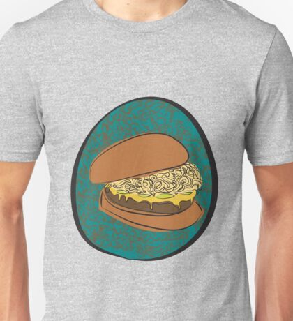 Onion Burger Unisex T-Shirt