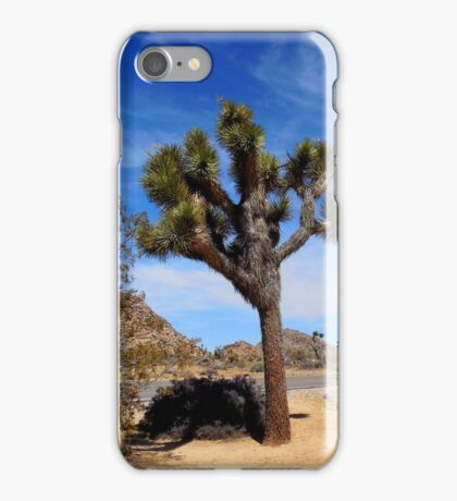 Joshua Tree National Monument iPhone Case/Skin