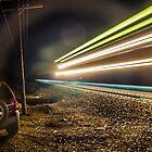 Told You it was a Train/Culver by Richard Bozarth