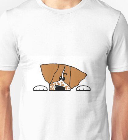 BS peeking Unisex T-Shirt