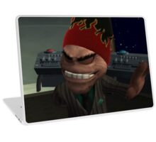 Chairman Drek Flame Beanie Laptop Skin