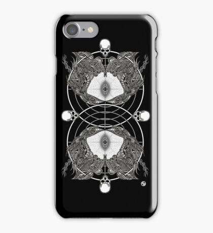 EP. HYPNOTICSKULL V iPhone Case/Skin