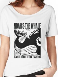 noah and the whale Women's Relaxed Fit T-Shirt