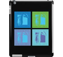 Infinite Path Martial Arts - Logo Panel (2012) iPad Case/Skin