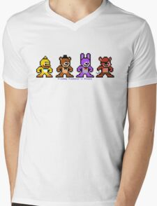 8-bit Five Night's at Freddy's T-Shirt