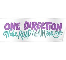 One Direction OTRAT Poster