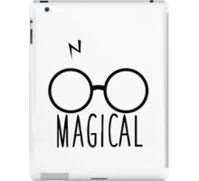 Harry Potter Magical  iPad Case/Skin