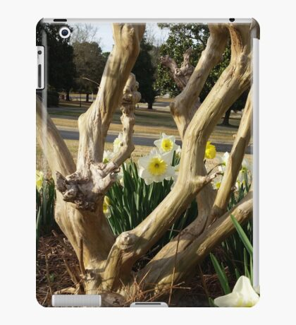 Twisted Daffodils iPad Case/Skin