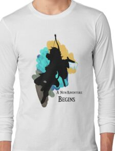 Breath of the Wild 1 Long Sleeve T-Shirt