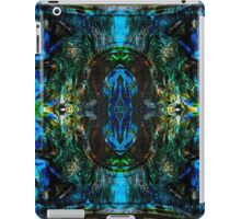 Psychedelic Blues iPad Case/Skin
