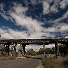 Lue - Rail Bridge, Australia 2009 by muz2142