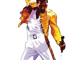 Freddie The Queen by Deanna Amoia
