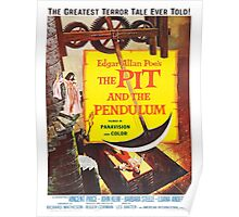 Vintage poster - The Pit and the Pendulum Poster
