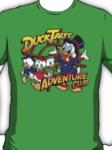 DuckTales Adventure Club T-Shirt