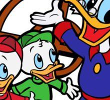 DuckTales Adventure Club Sticker