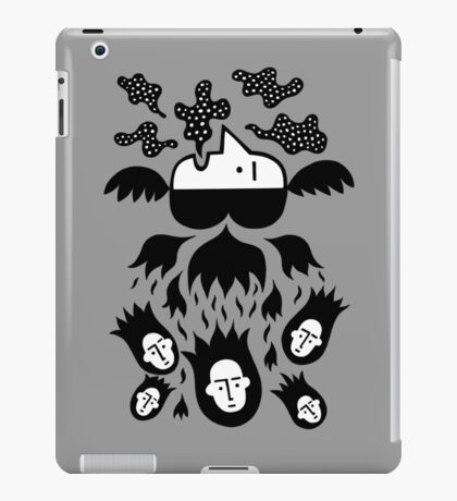 Top 'n' bottom iPad Case/Skin
