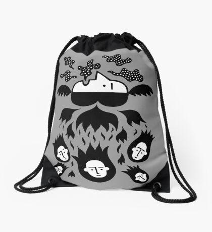 Top 'n' bottom Drawstring Bag