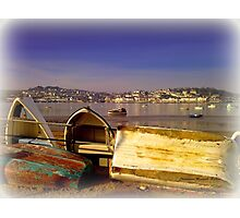 Instow Boats Photographic Print