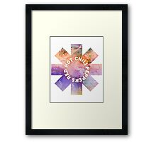 Red Hot Chili Peppers - Californication Framed Print