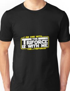 Triforce is with me! Unisex T-Shirt