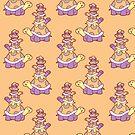 Turtle Stack Pattern by SaradaBoru