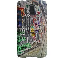 Spaceman Business Time Samsung Galaxy Case/Skin