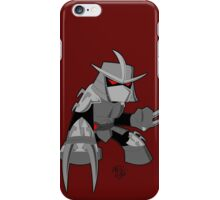 Chibi Shredder (4Kids) iPhone Case/Skin