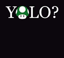 YOLO? by A4wiseowl