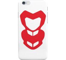 ducati hypermotard red iPhone Case/Skin
